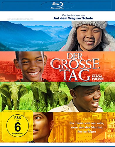 Der grosse Tag [Blu-ray]