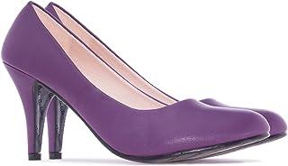 Para De Amazon Zapatos Tacón Mujer Machado esAndres qUVpGMSzL