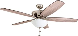 Prominence Home 51029 Denon Large Farmhouse Ceiling Fan, 60