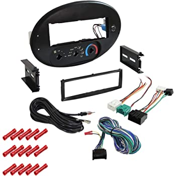 2002 Mercedes C240 Stereo Wiring Harn3Ess from m.media-amazon.com