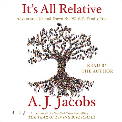It's All Relative audiobook cover art