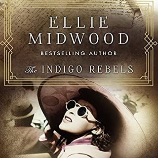 The Indigo Rebels audiobook cover art