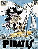 Qunon3 Blechschilder im Retro-Stil, Motiv: Pirates of