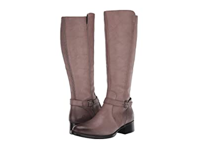 Born Cosna (Grey Full Grain Leather) Women