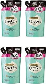 【セット品】CareCera(ケアセラ) 泡の高保湿 ボディウォッシュ (つめかえ用) 350mL 4個