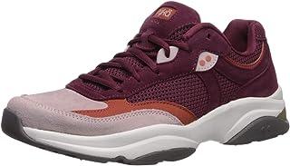 Ryka Women's NOVA Walking Shoe, Burgundy, 9.5 W US