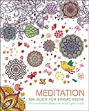 Malbuch für Erwachsene: Meditation