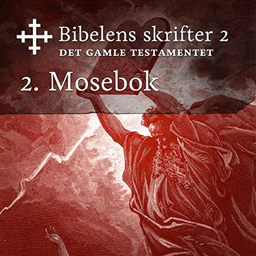2. Mosebok audiobook cover art