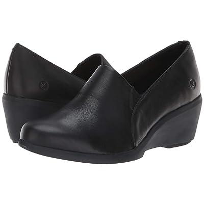 Hush Puppies Fraulein Mariya (Black Shield Leather) Women