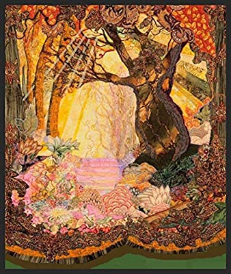 Kiss of the Spirit tapestry from