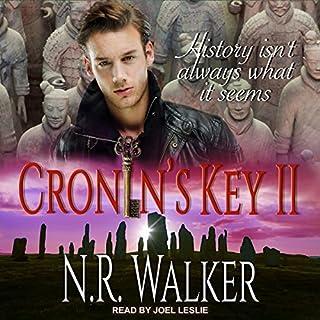 Cronin's Key II audiobook cover art