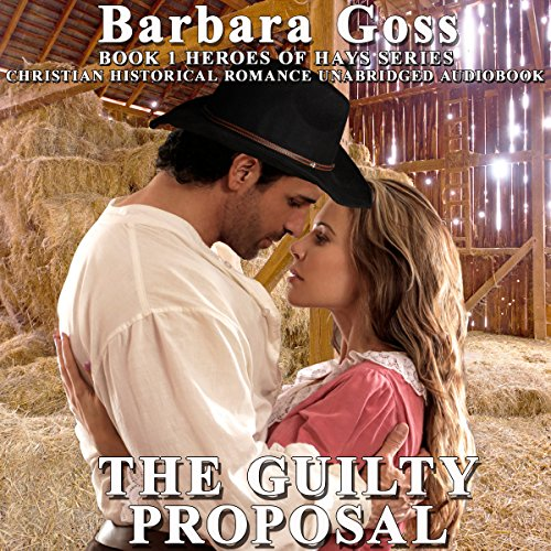 The Guilty Proposal audiobook cover art