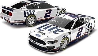 Lionel Racing Brad Keselowski #2 Miller Lite 2019 Ford Mustang NASCAR Diecast 1:64 Scale