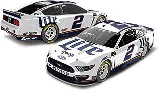 Lionel Racing Brad Keselowski #2 Miller Lite 2019 Ford Mustang NASCAR Diecast 1: 64 Scale