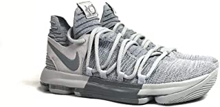 2fb45e8df13c Nike Zoom KD10 Men s Basketball Shoes Wolf Grey Cool Grey 897815 007  (medium)
