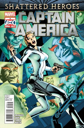 Captain America #9 'Sharon Carter Takes Charge!'