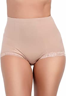 Q-T Intimates Women's in Demand High Waisted Tummy Control Brief - Supportive Shapewear