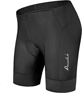 Men's Cycling Bike Shorts 3D Padded Bicycle Riding Pants Tights, Anti-Slip Design, Breathable & Comfy