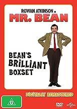 Mr. Bean's Brilliant Boxset: Volume 1-4 [4 Disc] (DVD)