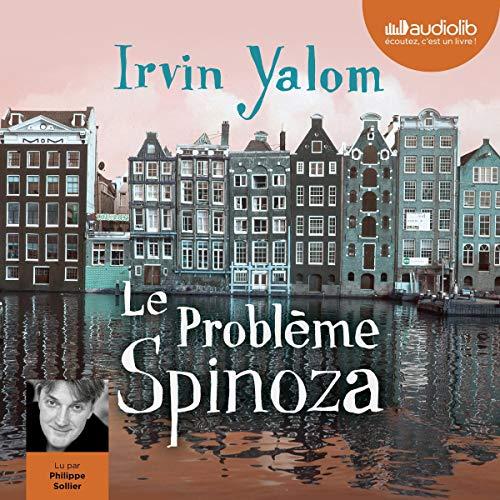 Page de couverture de Le Problème Spinoza