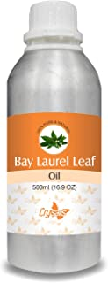 Crysalis Bay Laurel Leaf (Laurus nobilis) 100% Natural Pure Undiluted Uncut Essential Oil 500ml