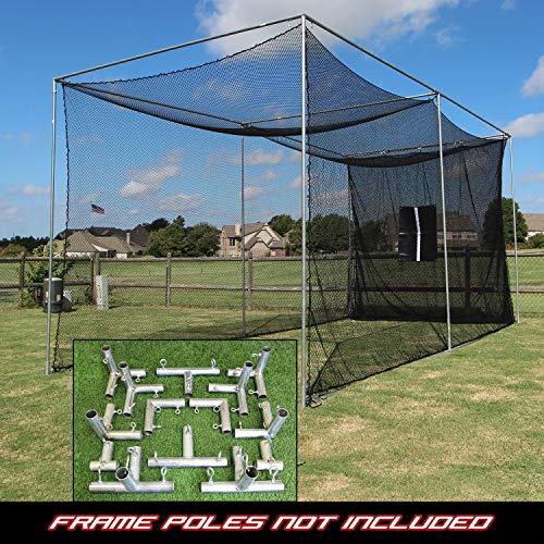 Jones Sports Golf Cage Practice Net 20