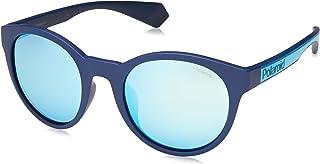بولارويد نظارة شمسية للجنسين ، عدسات ازرق ، PLD6063/G/S