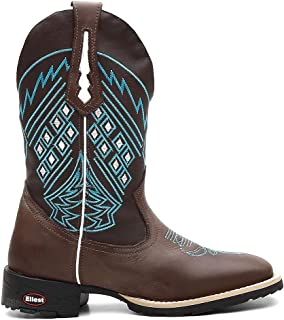 Bota Texana Blue