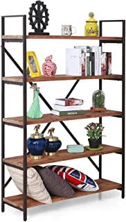 Best industrial leaning bookshelf Reviews