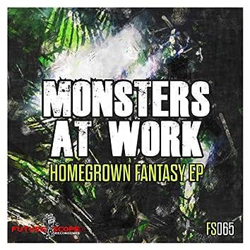 Homegrown Fantasy Ep