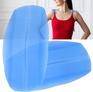 HEYLO Breathable Bra Strap Pads 3 Pair Supportables Bra Strap Comfort Silicone Bra Shoulder Strap Cushion