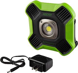 Arcan 3000 lm Mega Rechargeable Multi-Purpose Flood Light with USB Port (ALMEGAFL)