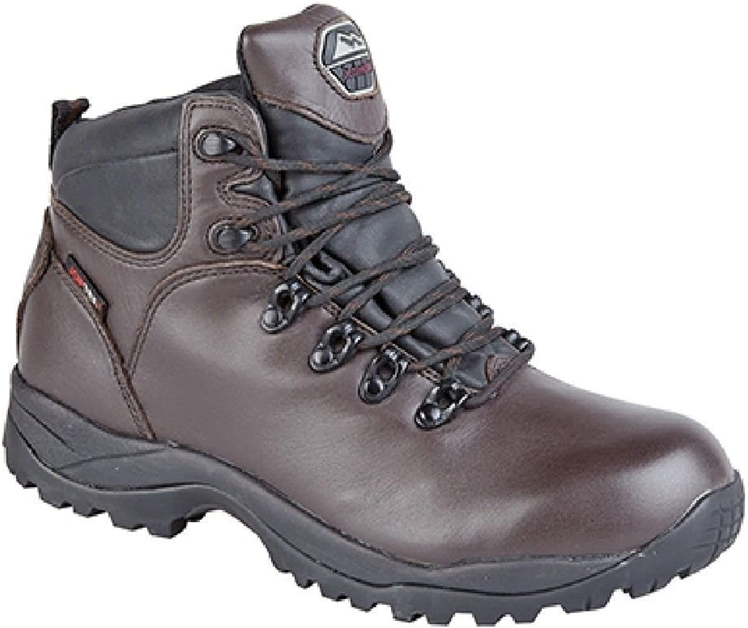 JOHNSCLIFFE TYPHOON Waterproof Super Lightweight Leather Hiking Boots Mens