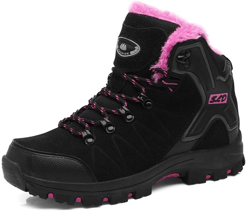Fashion shoesbox Women's Lightweight Running Sneakers Lace Up Non-Slip Outdoor Training Waterproof Sports Hiking shoes