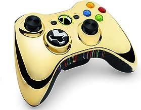 Xbox 360 Wireless Controller - Gold, C-3PO Edition (Renewed)