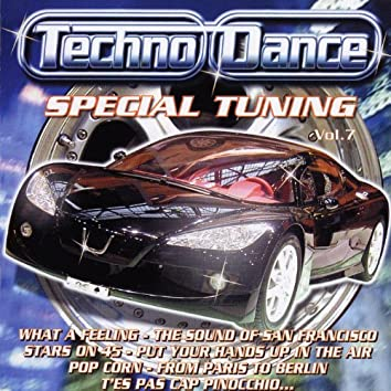 Techno Dance, Vol. 7 (Special Tuning)
