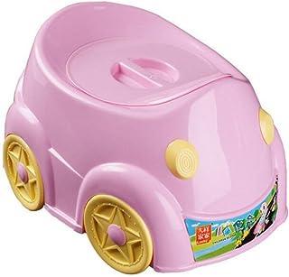 isuper Baby regadera dibujos animados taza de ba/ño para beb/és y ni/ños peque/ños Buen ayudante para vergn/ügtes Baden rosa Rosa Talla:F Baby Pato