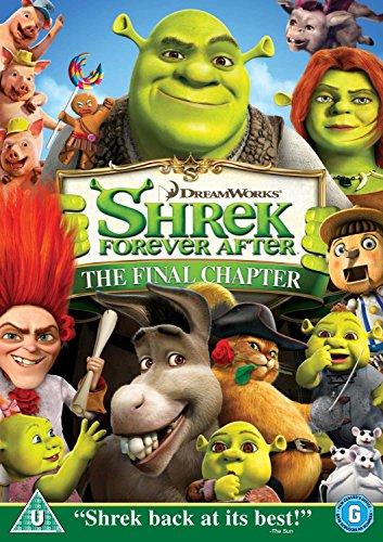 Shrek Forever After [Edizione: Regno Unito] [Reino Unido] [DVD]