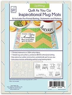 Best june tailor inspirational mug mats Reviews