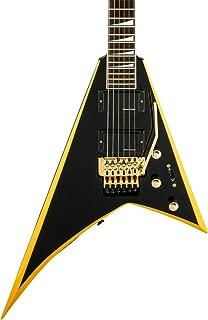Jackson RR24 X Series Rhoads - Black with Yellow Bevels