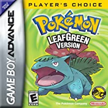 Pokemon Leaf Green Version (Renewed)