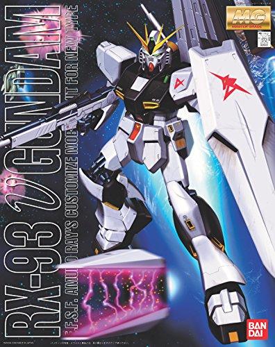 RX-83 V Nu Gundam GUNPLA MG Master Grade 1/100