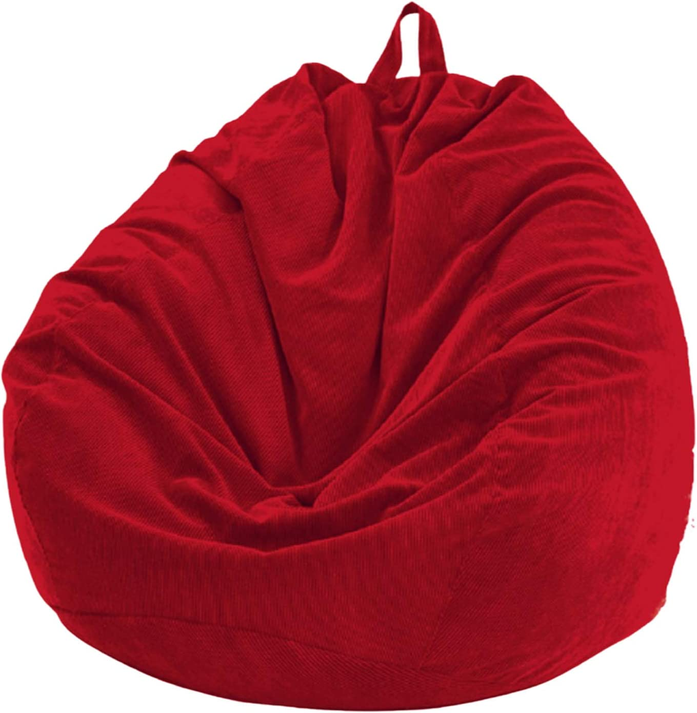Prreey Bean Cheap super special price Bag Sofa El Paso Mall Chairs Cover Adult Kids No for Filler and