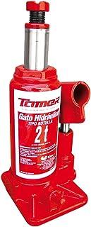 Mikels GTE-2 Gato Hidráulico de Botella 2 T