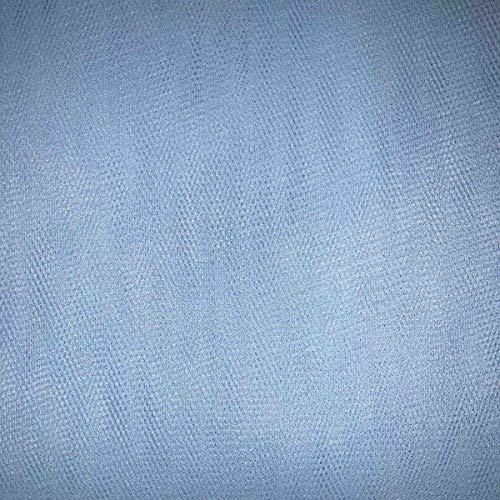 Pluche Addict Jurk Net Tutu Tule Stof Flare Gratis 150cm Breed 30+ Kleuren & Volume [Poeder, 10m x 150cm]