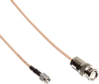 Pomona 4935-BB-48 BNC (Male) to SMA (Male) and RG316/U Cable Assembly, 48