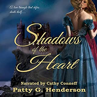 Shadows of the Heart audiobook cover art