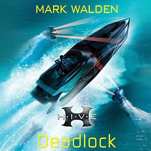 H.I.V.E.: Deadlock audiobook cover art