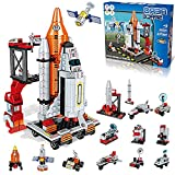 Best LEGO 10 Year Old Boy Gifts - Space Exploration Shuttle Toys for 6 7 8 Review