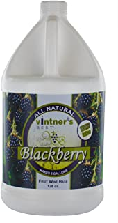 Home Brew Ohio Vintners Best Fruit Wine Base, Blackberry